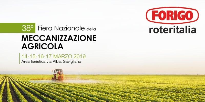 Fiera della Meccanizzazione Agricola 2019