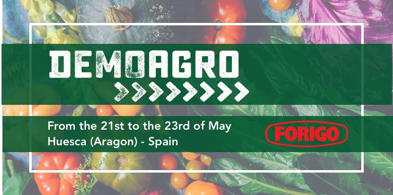 Demoagro 2019: the fair for precision agriculture