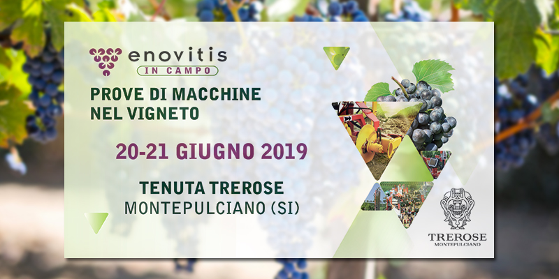 Enovitis 2019: innovation in viticulture