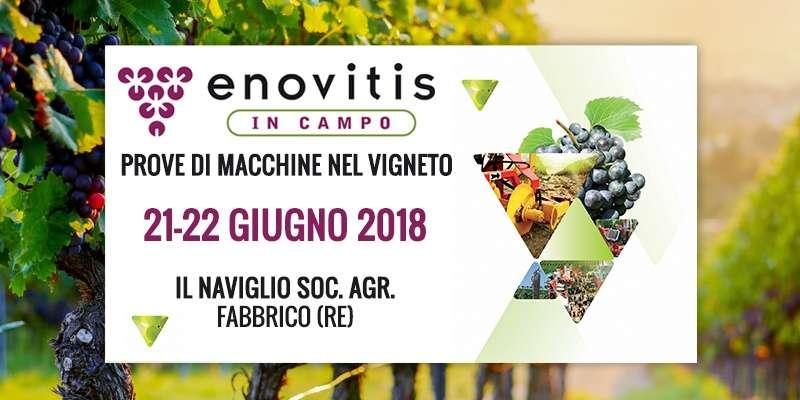 Enovitis in campo 2018: Giornate di prove nel vigneto