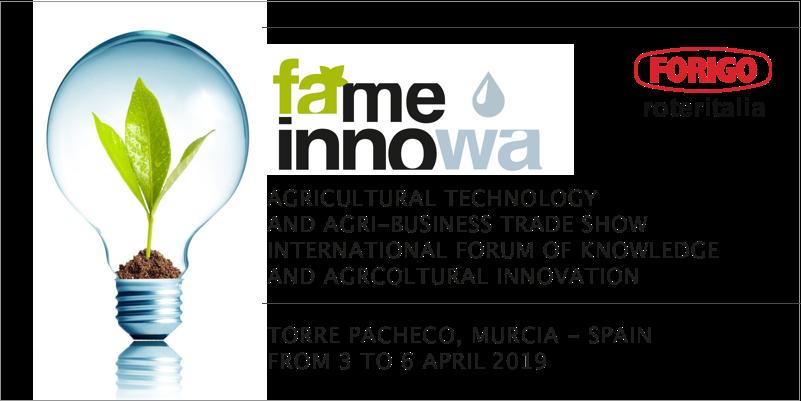 Fame Innowa 2019: l'innovatività in Spagna