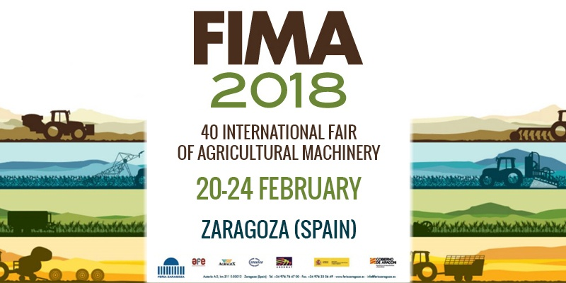 FIMA 2018 – The meeting point for the international agricultural sector
