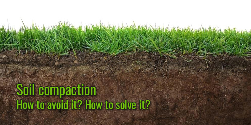 Soil compaction: how to avoid it? How to solve it?
