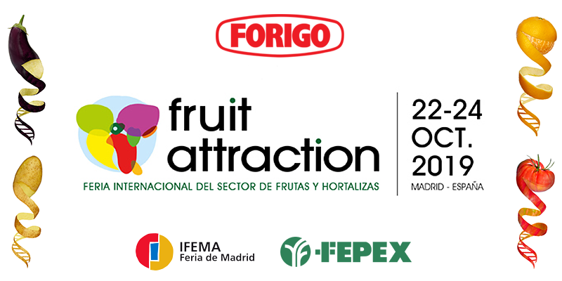 Fruit Attraction 2019: the fair for the fruit and vegetables sector