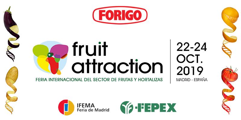 Fruit Attraction 2019: la fiera spagnola per il settore ortofrutticolo