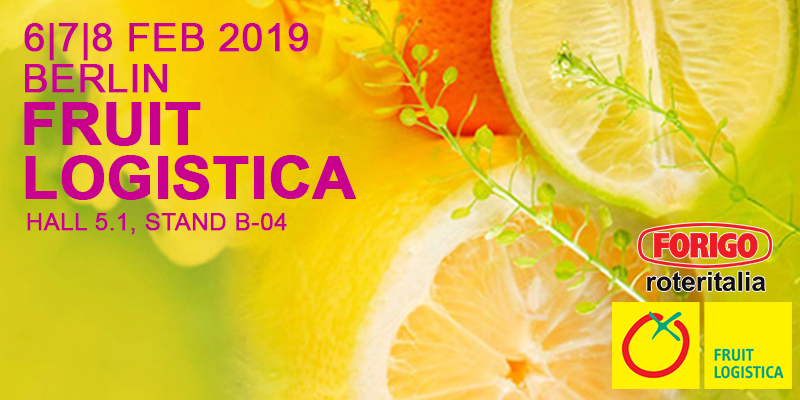 Fruit Logistica 2019: the fair of innovativeness