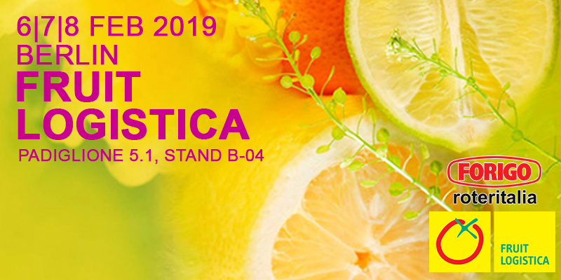 Fruit Logistica 2019: la fiera dell'innovatività