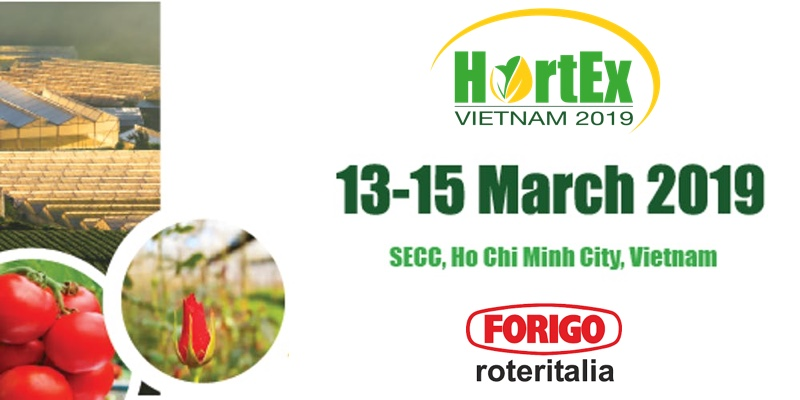 HortEx 2019: horticulture and floriculture in Vietnam