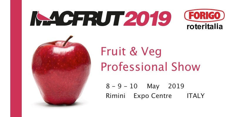 Macfrut 2019: Fruit & Veg Professional Show