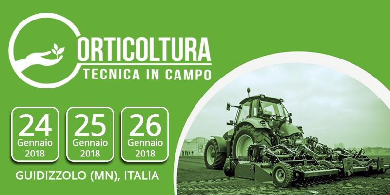 Orticoltura Tecnica in Campo 2018 – XVI edizione
