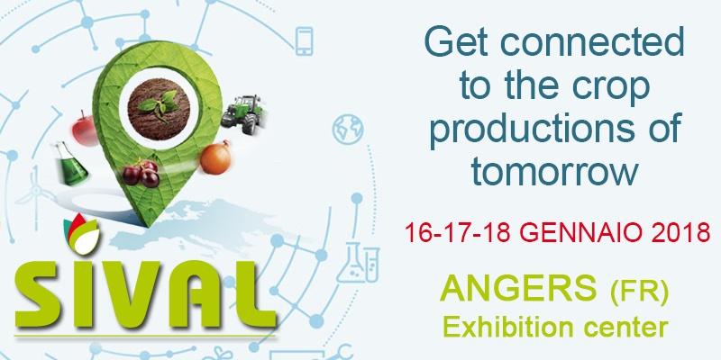 SIVAL 2018 – Salone internazionale delle produzioni vegetali
