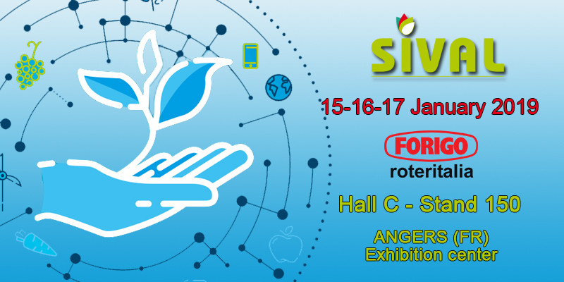 Sival 2019 – Forigo is ready for future challenges