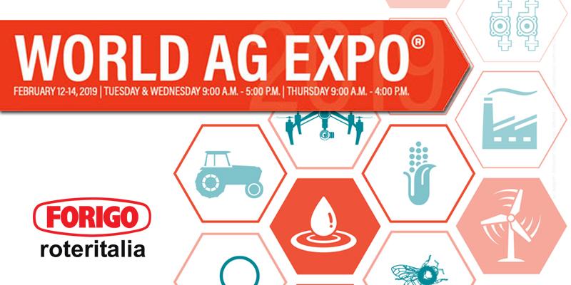 World Ag Expo 2019: la più grande fiera dell'agricoltura