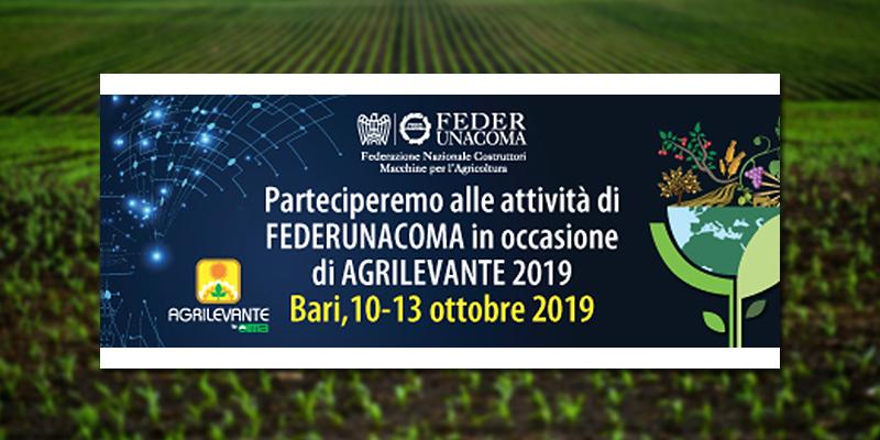 Agrilevante 2019: dove l'agricoltura mediterranea è protagonista
