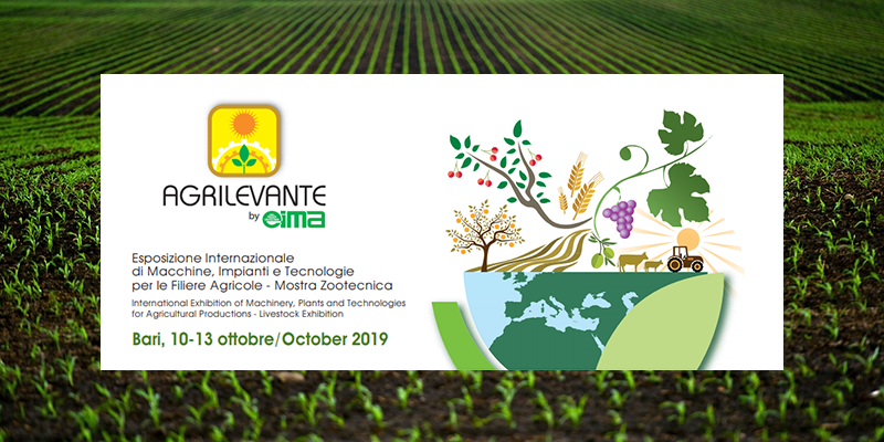 Agrilevante 2019: where agriculture become the main focus
