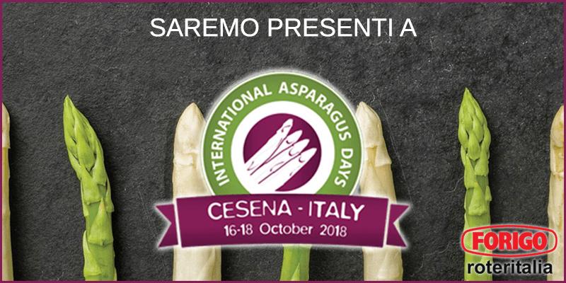 International Asparagus Days 2018, una nuova fiera in emilia romagna