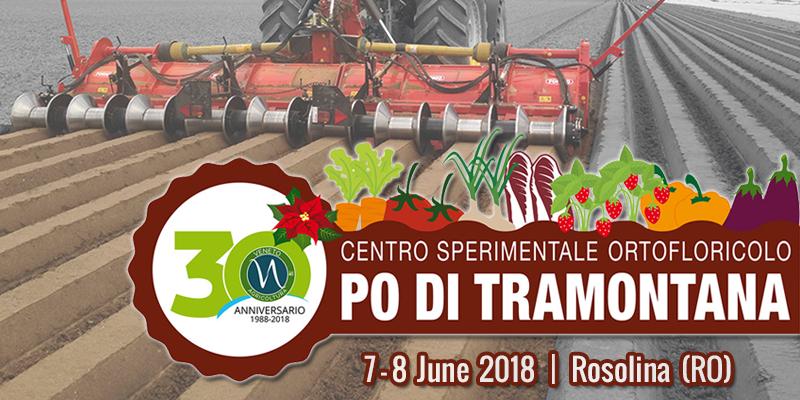 Centro Po di Tramontana 2018: the days of the thirtieth anniversary