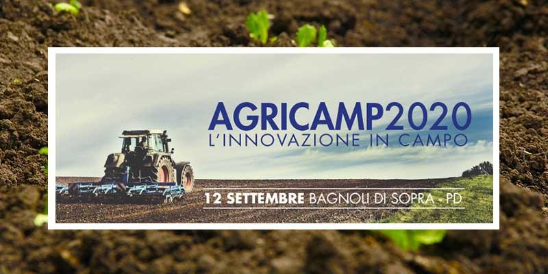 Agricamp 2020: l'innovazione in campo