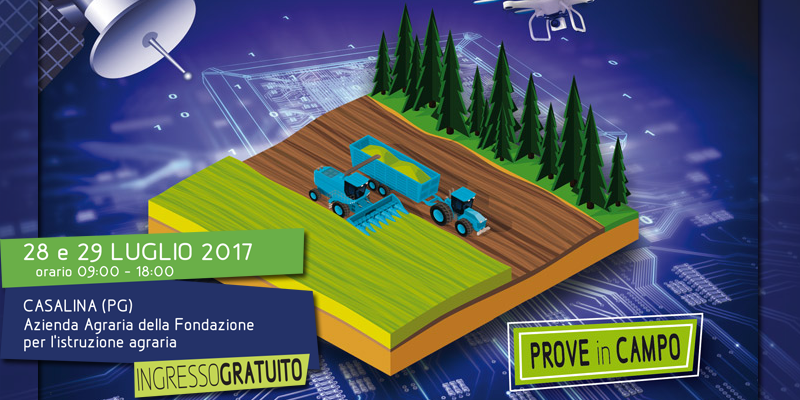 EIMA SHOW UMBRIA 2017: Tecnologia in movimento