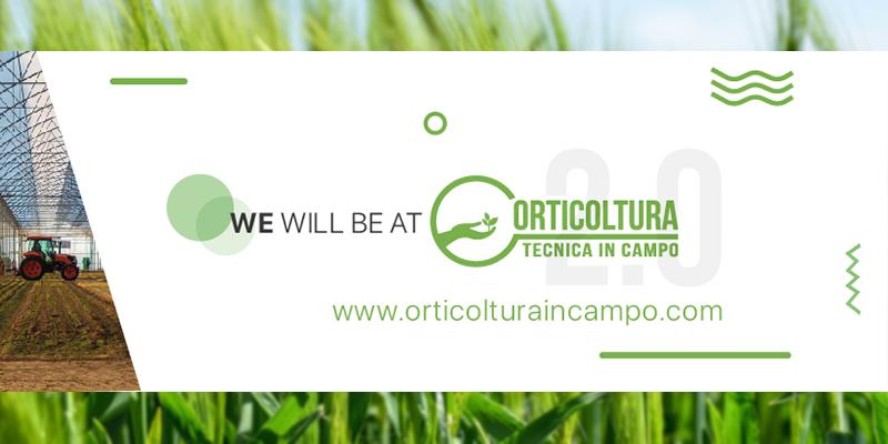 Orticoltura Tecnica in Campo 2020 – XVII edizione