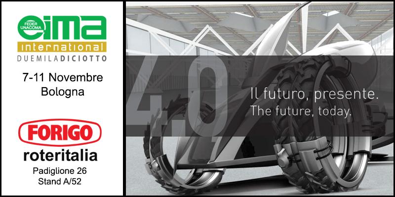 EIMA International 2018: Il futuro, presente.