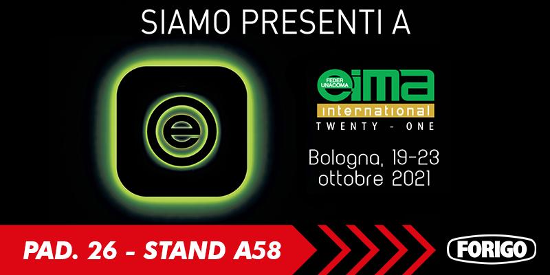 EIMA 2021: finalmente arriva l'appuntamento in fiera a Bologna!