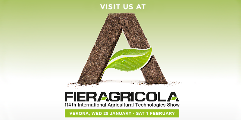 Fieragricola Verona 2020: agriculture meets innovation