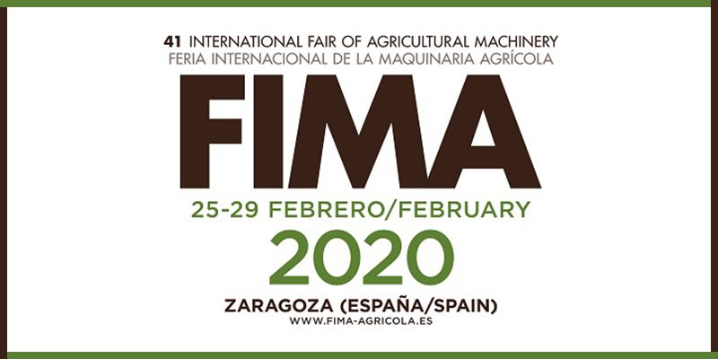 FIMA Agricola 2020: all-round agriculture
