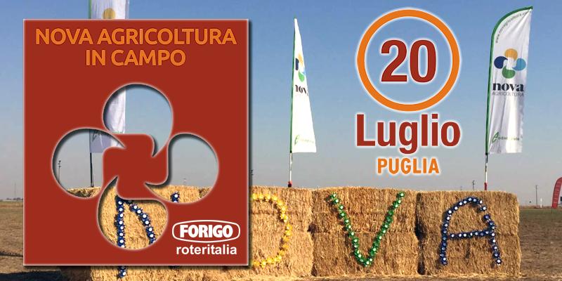 Nova Agricoltura in Campo 2018: 6a edizione