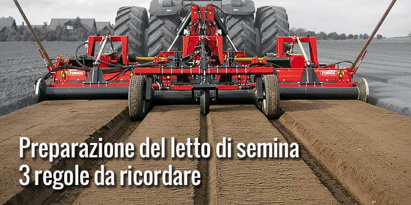 Preparazione letto di semina 3 regole per ottenere risultati ottimali - Letto di semina ...