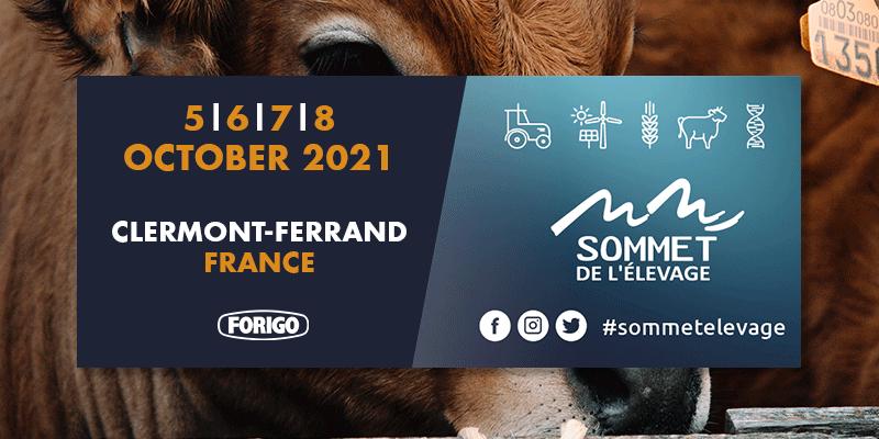 Sommet de l'Élevage 2021: the leading trade fair for livestock