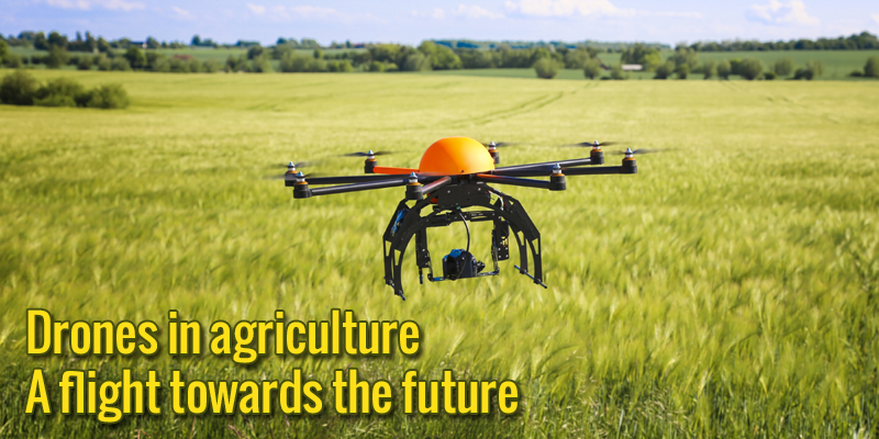 Use of drones in agriculture: a flight towards the future