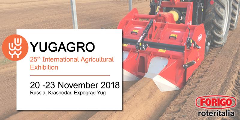 YugAgro 2018, Forigo for Russia